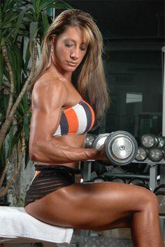 #fitness #women #rubia #gym #muscle #girls pureherbalbooty.com