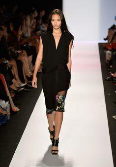 MB NY Fashion Week Spring 2014: BCBGMAXAZRIA