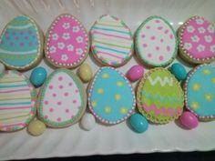 galletas huevos pascua