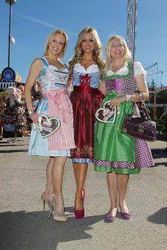 Wiesn-Event von Ebel und Cosmopolitan #Dirndl #Tracht #Oktoberfest