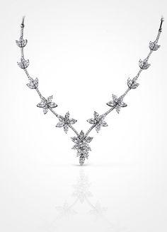 diamond, jewelry, rings, rose gold, platinum || Colin Cowie Weddings