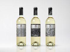 Señorio de Nava Wine — The Dieline - Branding & Packaging Design