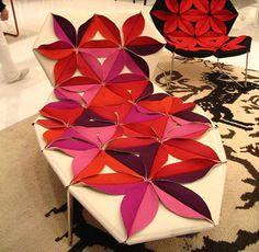Patricia Urquiola, Patricia Urquiola leaf chair