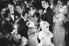 Connie Peterson and Matthew Pavlovich's Greek Wedding in Los Angeles