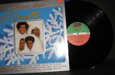 BONEY M. - Christmas Album *Canada 1981* Vinyl LP