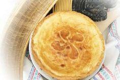 Receta Pastel vasco, Fácil, Postre - Petit Chef Apple Pie, Camembert Cheese, Sweets, Eat, Desserts, Food, Bilbao, Sugar, Website