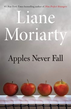 The Best New Books to Read in 2021 (So Far) | In Apples Never Fall, Liane Moriarty's new page-turner, four adult siblings must handle the crisis sparked by their parents and police investigation. With Moriarty's trademark humor and smart insights about families, this entertaining, twisty read will keep you guessing until the final page. #realsimple #bookrecomendations #thingstodo #bookstoread Book Club Books, New Books, Good Books, Books To Read, Book Nerd, Library Books, Date, Reading Lists, Book Lists