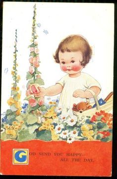 Mabel Lucie Attwell postcard | eBay