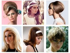 1960s: How To Get The Look - Are you going to a Swinging 60′s party, or have the desire to infuse your wardrobe with inspirations from the Summer of Love? Then take a look at our suggested items for hair, makeup, and accessories to complete your groovy look!