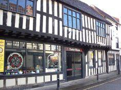 Tudor House Museum, Friar Street, Worcester, England