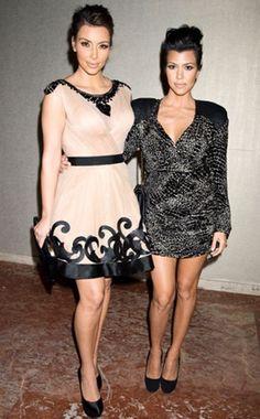 White Lace from Fashion Spotlight: Kim Kardashian - Kim Kardashian Style