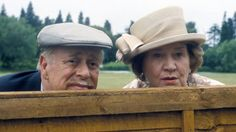 Keeping up Appearances - British Comedy Hyacinth Bouquet (Bucket) tries to keep up with British Society frustrating her family and neighbors.