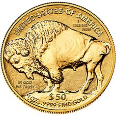 2013 American Buffalo One Ounce Gold Reverse Proof Buffalo  1 Oz American Gold Buffalo Coin