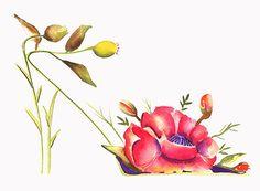 Fine Art Print Flower Shoes of My by NYoriginalpaintings on Etsy, $14.99