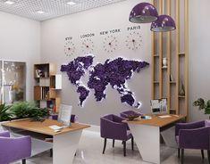 we art Travel agency Restaurant Interior Design, Apartment Interior Design, Interior Design Studio, Luxury Interior Design, Office Decor, Home Office, Pantry Office, Best Office, Agency Office
