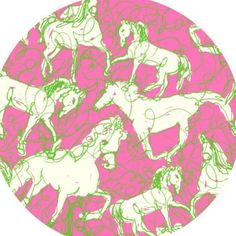 Hot to Trot Lilly Pulitzer print.