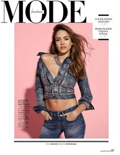 Celeb #Style Edit: Jessica Alba opens up to Madame Figaro on her company's unicorn status & her family history of Mexican immigrants