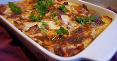 Kunnon kotiruokaa, ihania arkiherkkuja ja herkullisia leivonnaisia - niistä on Kääpiölinnan köökki tehty. Lasagna, Food And Drink, Pasta, Ethnic Recipes, Noodles, Lasagne, Pasta Dishes