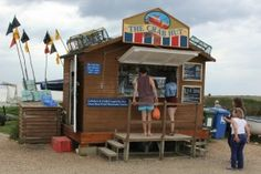 The Crab Hut, Brancaster Staithe Slow Travel Norfolk; www.bradtguides.com