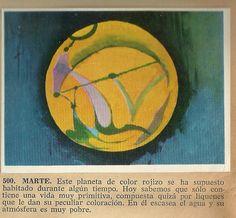 Album Historia Natural 1968  500 Marte
