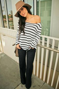 When it comes to clothes, I like classic items much more than trendy ones. Classic basics are the best items to spend your money on because they never go out of style and they're very versatile, meaning you will definitely get your money's worth. One of my favorite options is a striped shirt – which, … Read More