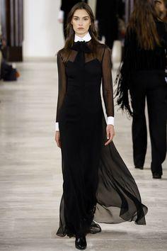 Ralph Lauren Fall 2016 Ready-to-Wear Fashion Show - Ronja Furrer