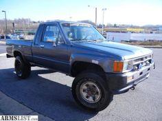 1987 toyota 4x4 truck Car Tuning