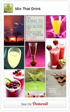 Entertainment Tip: Mixing Multiple Drinks – Mix That Drink