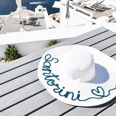 """Two Baked Buns az Instagramon: """"Destination hats are waiting for you this summer✨ your words, your choice at twobakedbuns.com👑"""""""