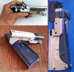 Llama Pressin Pistol