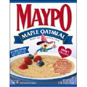 Maypo Oatmeal Maple Flavor 42oz qty 1 * You can find more details by visiting the image link. (This is an affiliate link) #Cereals
