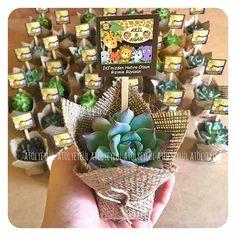 Akil&Agah ✌ Biz bu temayı çok sevdik#sukulent #succulents #kaktus #cactus #succulove #nikahsekeri #babyshower #disbugdayi #twins #safari #kurumsalhediye #weddingfavour #gift #favors #hediyelik #weddinggift #w#nişanhatırası #nişanhediyesi #sözhatırası #sözhediyesi #düğünhediyesi #wedding #love #l4l #picoftheday #bestoftheday #vsco #vscocam #vscowedding