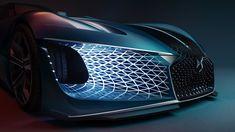 The DS-X concept is a futuristic sports car that .-Das DS-X-Konzept ist ein futuristischer Sportwagen, der in zwei Teile und zwei P… The DS-X concept is a futuristic sports car that is divided into two parts and two posts – pattern - Automobile, Future Car, Futuristic Cars, Car Sketch, Transportation Design, Car Lights, Automotive Design, Car Detailing, Car Audio