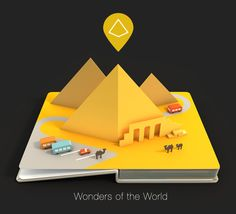 AirPano Travel Book on App Design Served