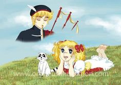 Candy and Anthony forever || (Anthony never died in the Frenche version of the anime)