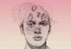 Tre slags mænd, du aldrig burde date - Udforsk Sindet Spiral Art, Late Night Thoughts, Animal Symbolism, Art Drawings Beautiful, Peace Art, Daily Drawing, Drawing Art, Gaslighting, Portrait Illustration