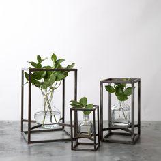 Metal Framed Vase - Magnolia Market | Chip
