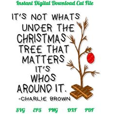 Charlie Brown Christmas Tree Quote.19 Best Peanuts Christmas Tree Images Peanuts Christmas