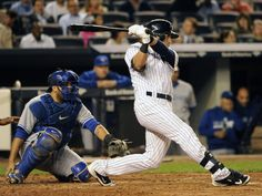 The Yankees' Jacoby Ellsbury homered, doubled and drove in three runs.
