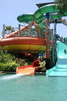 A water day at waterbom park in Kuta Bali    http://travelling-bali.com