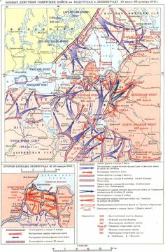 .Siege of Leningrad