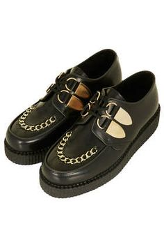 Chaussures Creepers UNDERGROUND
