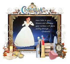 """""""Cinderella"""" by enchantedsailor ✨"""