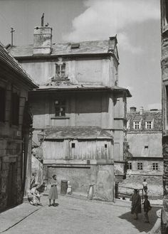 Dom U dobrého - 1960 Bratislava, World History, Homeland, Nostalgia, Times, Photography, Painting, Vintage, Fotografia