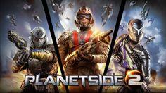 MMOWorldXD: PlanetSide 2 (CN) - The9 prepara evento com podero...