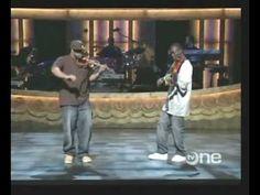 Black Violin ( 3rd Performance - Apollo Amatuer Night 2005 )