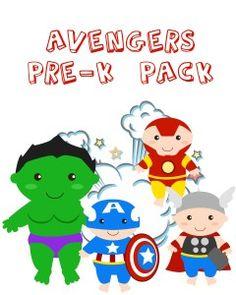 *FREE* Pre-K Avengers Pack - Visit to grab an amazing super hero shirt now on sale! Preschool Workbooks, Free Preschool, Preschool Printables, Preschool Learning, Preschool Activities, Preschool Prep, Preschool Lessons, Learning Tools, Superhero Preschool