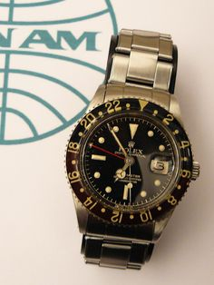 Coin des Affaires - rolex gmt master 6542 de 1958