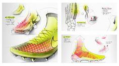 La revolución de los botines: Nike lanzó los Magista