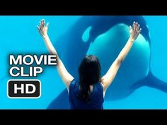 Rust And Bone Movie CLIP - Whale (2012) - Marion Cotillard // Jacques Audiard